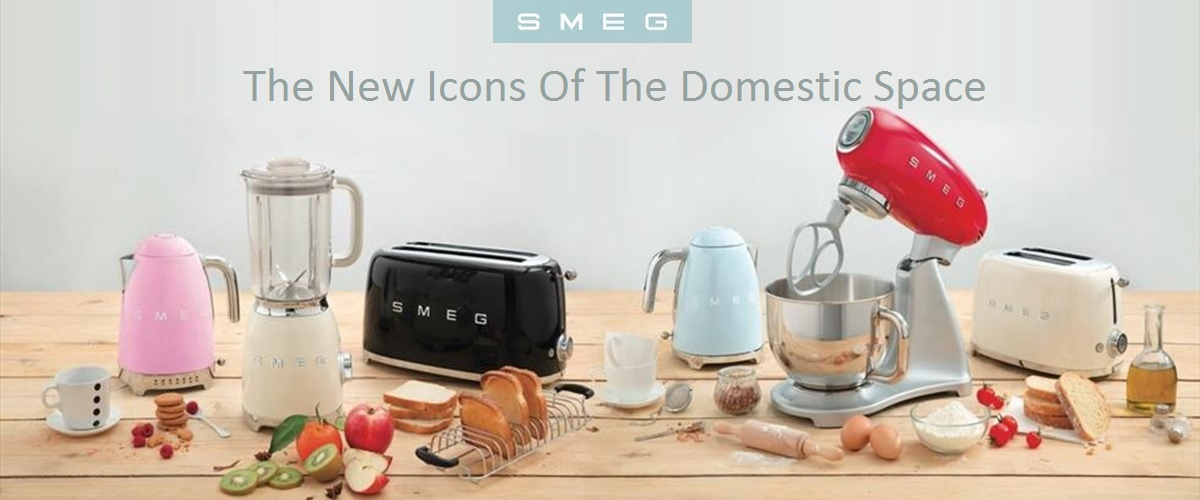 Smeg Retro Small Appliances
