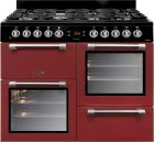Leisure CK100F232R 100cm Red Cookmaster