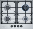 Neff N70 T26DS59N0 Stainless Steel Gas Hob