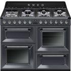Smeg TR4110GR Victoria 110cm Grey Range Cooker