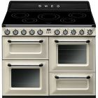 Smeg TR4110IP 110cm Electric Range Cooker In Cream