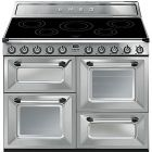 Smeg TR4110IX Stainless Steel Electric Range Cooker