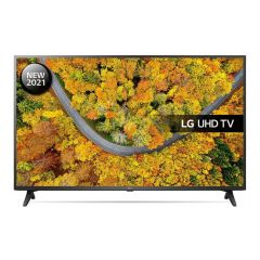 "LG 43UP75006LF 43"" 4K UHD Smart LED TV"