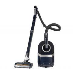 Shark CZ250UKT Bagless Cylinder Vacuum Cleaner In Blue & Silver