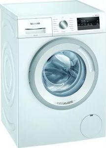 Siemens WM14N191GB White kg Washing Machine