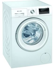 Siemens WM14N202GB White 8kg Washing Machine