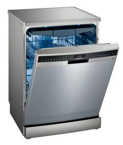 Siemens SN25ZI49CE 60cm Dishwasher In Stainless steel