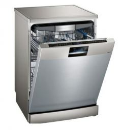 Siemens SN27YI01CE Silver Freestanding Dishwasher