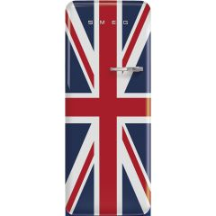 Smeg FAB28LDUJ5 Union Jack Retro Style Upright Fridge