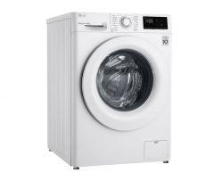 LG F4V309WNW White 9kg Washing Machine