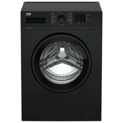 Beko WTK72042B Black 7kg Washing Machine