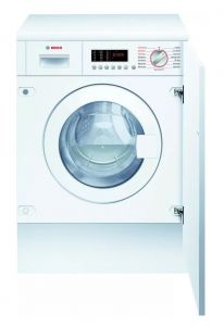 Bosch WKD28542GB Built In washer Dryer