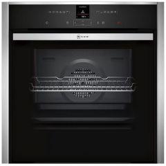 Neff B47CR32N0B Slide & Hide Single Oven