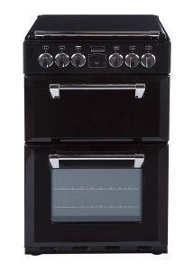 Stoves Richmond 550E In Black 55cm Mini Range Cooker