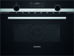 Siemens CM585AGS0B Built-in Compact Oven With Microwave