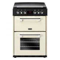 Stoves Richmond 600E Cream Electric Cooker