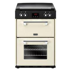 Stoves Richmond 600EI Cream Range Cooker