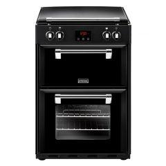 Stoves Richmond 600EI Black Mini Range Cooker