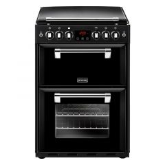 Stoves Richmond 600G Black Gas range Cooker