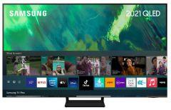 """Samsung QE85Q70AATXXU 85"""" QLED 4K HDR Smart TV 2021"""