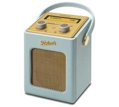 Roberts Revival Mini-Duck Egg DAB Radio