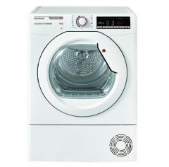 Hoover HLXC8DG White 8kg Condenser Dryer
