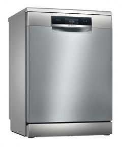 Bosch SMS8YCI01E 60cm Freestanding Dishwasher In Stainless Steel