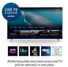 "Sony KD85XH9096BU 85"" 4K HDR Smart LED TV"