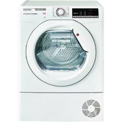 Hoover HLXC9TE White 9kg Condenser Tumble Dryer