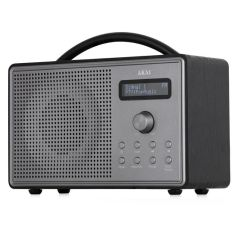 Akai A61035 Black Wood DAB+/FM Radio