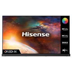 """Hisense 65A9GTUK 65"""" OLED TV IN Black"""