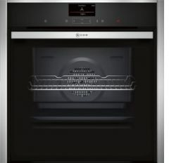 Neff B47CS34N0B Slide&Hide Single Electric Oven