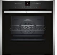 Neff B47VR32N0B Single Slide&Hide Oven With Vario Steam