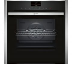 Neff B47VS34H0B Built-In Single Oven With VarioSteam