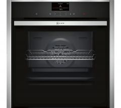 Neff B57CS24H0B Slide&Hide Single Electric Oven