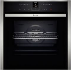 Neff B57VR22N0B Pyrolytic Oven With Steam Function