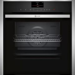 Neff B57VS24H0B Built-In WiFi Connected Single Oven