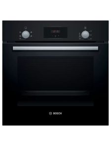 Bosch HHF113BA0B Black Built In Single Oven