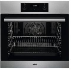 AEG BES255011M Built-in Single Oven