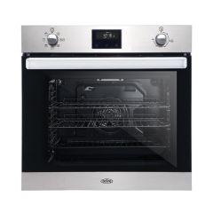 Belling BI602FP Stainless Steel Built-in Single Oven