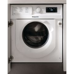 Hotpoint BIWDHG7128UK Built-in Washer Dryer