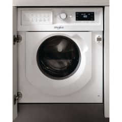 Whirlpool FreshCare+ BIWDWG7148UK Integrated Washer Dryer