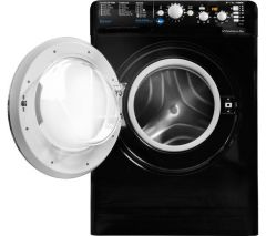 Indesit BWD71453K Innex Washing Machine, Black