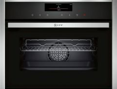Neff N90 C18FT56H0B Compact Oven With FullSteam