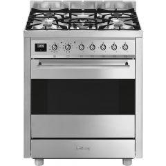 Smeg C7GPX9 70cm Dual Fuel Cooker