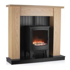 Warmlite WL45043 Cambridge Stove Fireplace Suite