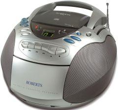 Roberts CD9960 Skylark Portable CD Radio Cassette