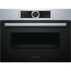 Bosch CFA634GS1B Built-In Microwave