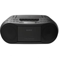 Sony CFD-S70B Boombox In Black