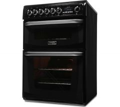 Cannon CH60EKKS Kendal Electric Cooker In Black